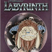 Labyrinth | Ludo ENAMEL PIN