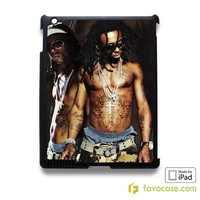 LIL WAYNE Young Money YMCMB iPad 2 3 4 5 Air Mini Case Cover