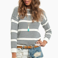 Line Me Up Sweater $33
