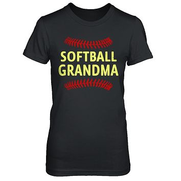 Softball Grandma