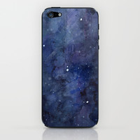 The Final Frontier iPhone & iPod Skin by Olechka