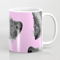 Polar bear Mug by Zavu