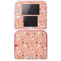 Sweet Tooth Kawaii Candy Nintendo 2DS Skin Decal Sticker Cover Gamer Japan Anime