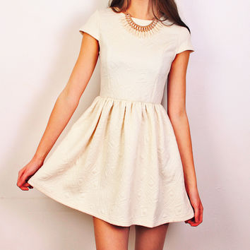 Milky Way Dress -sold out