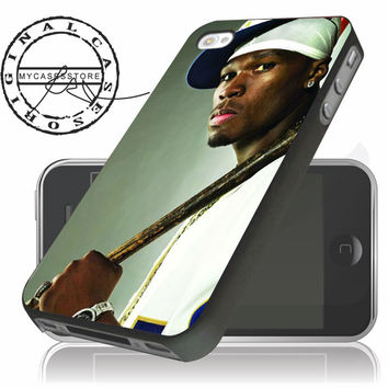 50 Cent Hiphop iPhone 5S/5C/5/4S Case,iPhone 6/6 Plus Case,Samsung Galaxy S5/S4/S3 Case,Note 3/4 Case,iPod 4/5 Case,HTC One M8/M7 and Nexus Case
