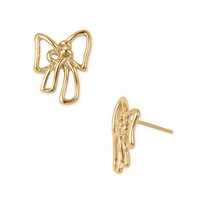 MARC BY MARC JACOBS 'Classic Marc' Bow Stud Earrings | Nordstrom
