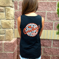 OSU prep comfort colors tank top-more colors