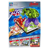 Crayola® Color Alive™ 2.0 - Avengers