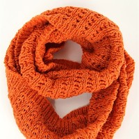 Sweater Knit Infinity Scarf