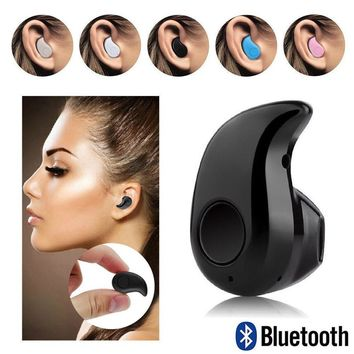 1pc Mini Wireless In-Ear Stereo Headset Sports Headphone earbuds Kopfhörer Bluetooth Earphone  couteurs Kopfh rer Auriculares bl