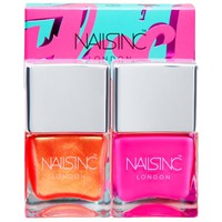 Flock You Nail Polish Duo - NAILS INC. | Sephora