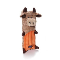 Squareheads Dog Toy - Bull