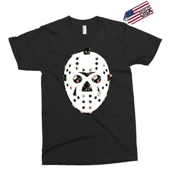 jason friday floral Exclusive T-shirt