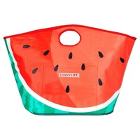 Watermelon Carryall Beach Tote