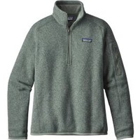 Patagonia Women's Better Sweater Quarter Zip Fleece Jacket| DICK'S Sporting Goods