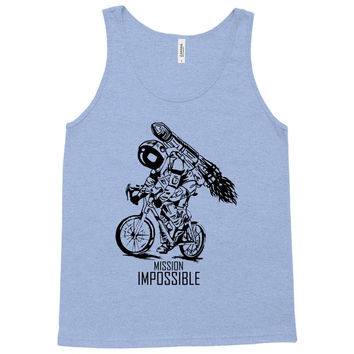 Mission Impossible Tank Top