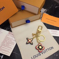 KUYOU Louis Vuitton key chain can be used to make shoulder strap extension chain 01718 LV