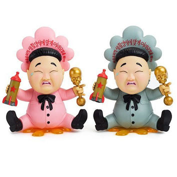 Baby Huey Medium Figure