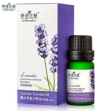 PEAPUNT ISILANDON Lavender Oil Essential Oil Acne Scars Remover Black Head Acne Treatment Skin Care Face Stretch Marks Massage Oil