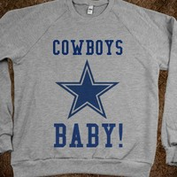 Cowboys Baby - Dallas