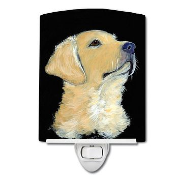 Golden Retriever Ceramic Night Light SS8960CNL
