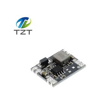 1 pcs 2016 NEW Ultra-Small Size DC-DC Step Down Power Supply Module 3A output 24V/12V to 5 V Buck Converter for Arduino