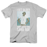 Dazed & Confused I Get Older T-Shirt