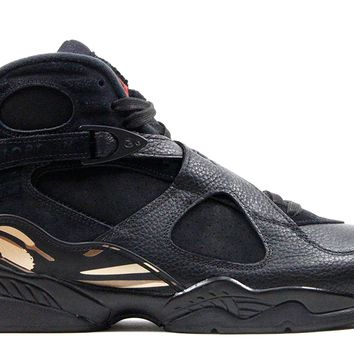 "Air Jordan 8 Retro ""OVO"" Black"