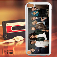 Quantico Tv Series Cover iPod Touch 4 iPod Touch 5 iPod Touch 6 Case