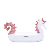 FUNBOY Seahorse Inflatable Pool Float in Multi
