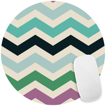 Easter Chevron Mouse Pad Decal