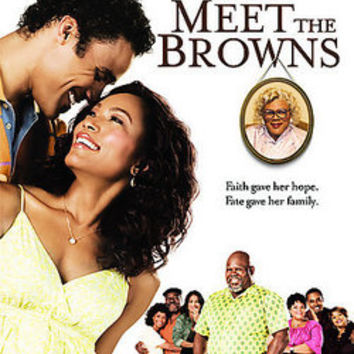 Tyler Perry's Meet the Browns: Tyler Perry: 031398235934: