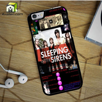 Sleeping With Sirens iPhone 6S Case by Avallen