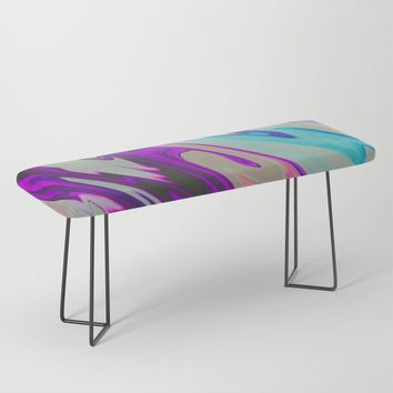 Tear Blinded Eyes Bench by duckyb
