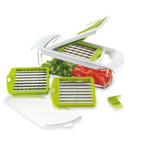 The Sharper Image® 4-in-1 Chop and Slice