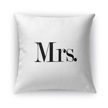 MRS Accent Pillow By Sinan Saydik
