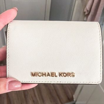 Michael Kors Wallet [pre-owned]