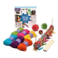Craft-tastic Pom-Pom Kit in Art & Craft Supplies