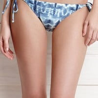 Billabong Tropic Bikini Bottom - Womens Swimwear - Blue