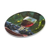 Wine Lovers Paper Plate