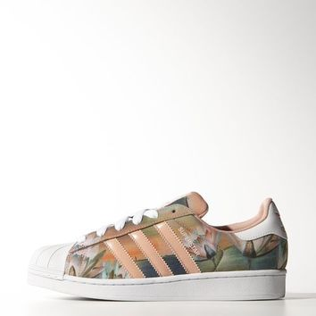 Adidas Originals Women's Farm Mexkumrex Superstar Shoes Sizes 5 to 10 us B35832