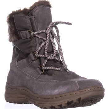 BareTraps Aero Cold-Weather Boots, Mud, 8 US