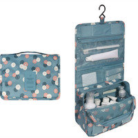 Travel set High quality waterproof portable man toiletry bag women cosmetic organizer pouch Hanging wash bags