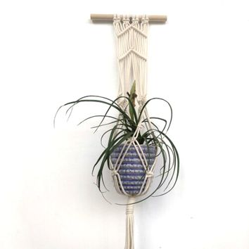Wall Hanging Macramè Plant Holder