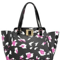 Wild Thing Leather Small Wing Tote by Juicy Couture