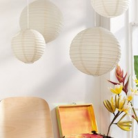 Paper Lantern Set | Urban Outfitters