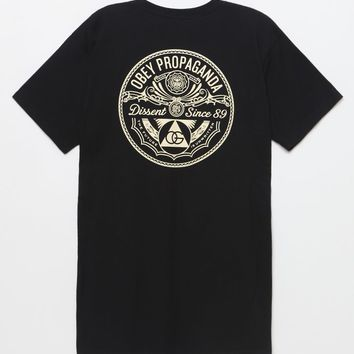 Pyramid Of Dissent T-Shirt