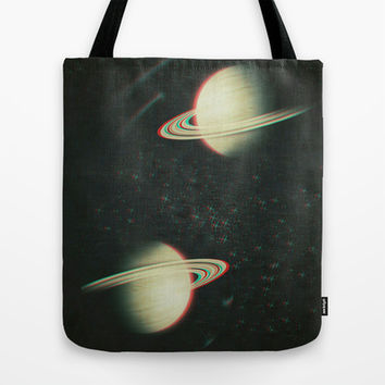 The Twins Tote Bag by DuckyB (Brandi)