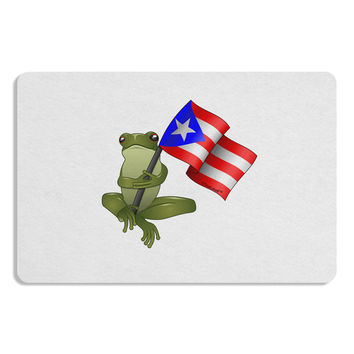 Coqui Holding Flag Placemat