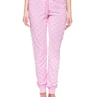 Soft Hush Sugar Hearts Pant by Juicy Couture,